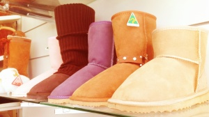 Coloured Ugg Boots
