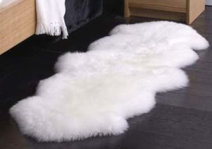 Sheepskin Long Wool Rugs
