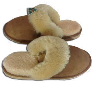 Ladies-Slipper-Chestnut-Side