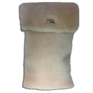 Sheepskin Cover for Hot Water Bottle